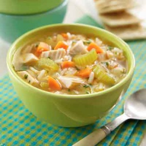 Eagle Says Soup Is Good Food Eagle Home Inspections Blog