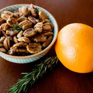 spiced-pecans-with-orange-zest