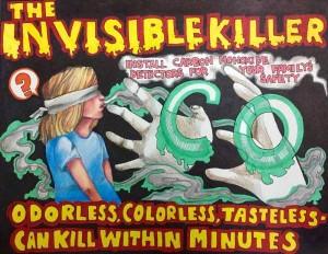 Carbon Monoxide poster rev