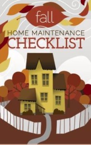 Fall checklist graphic