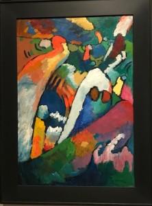Kandinsky painting