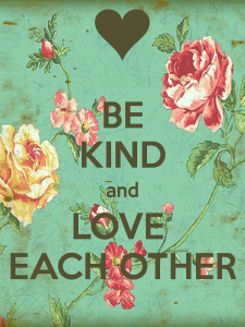 be-kind-and-love-each-other